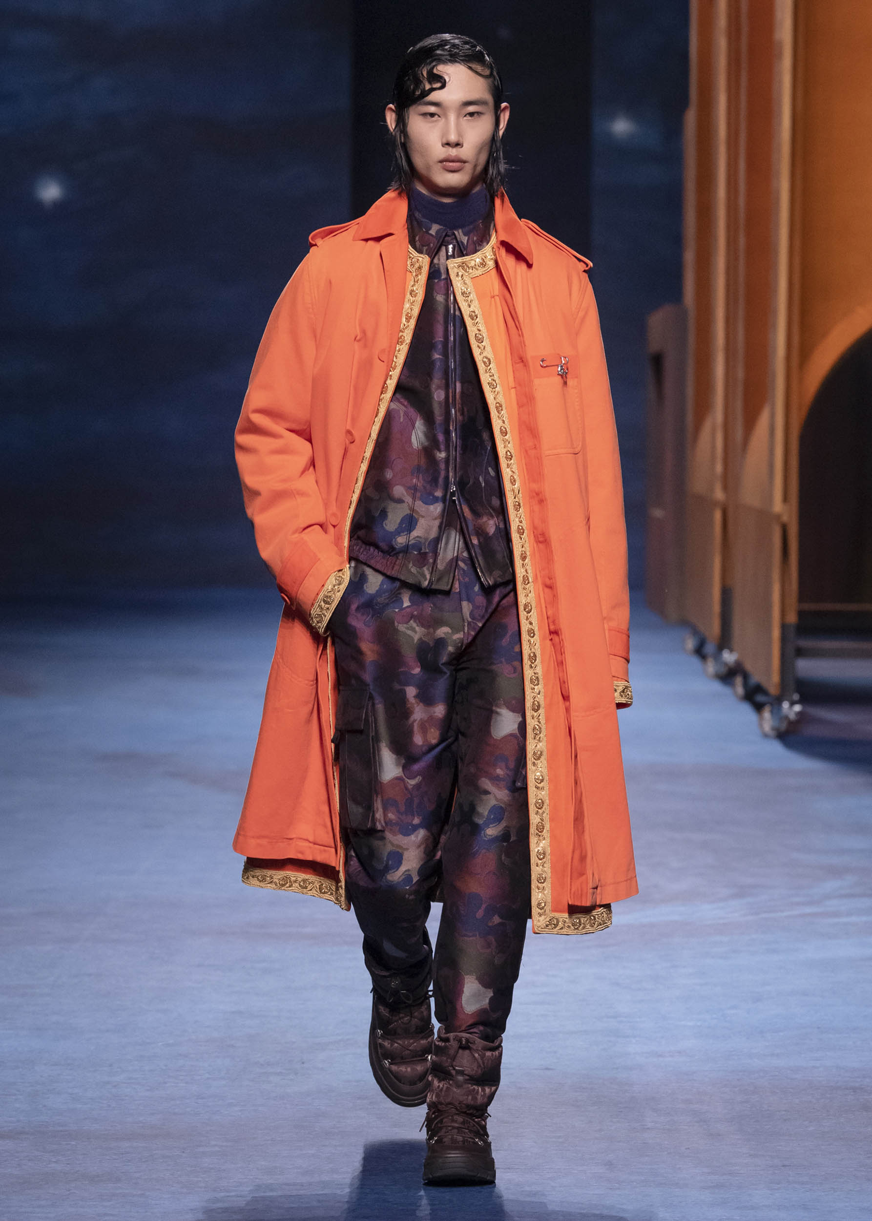 Kim Jones taps Peter Doig for his latest art-inspired collection for Dior Men