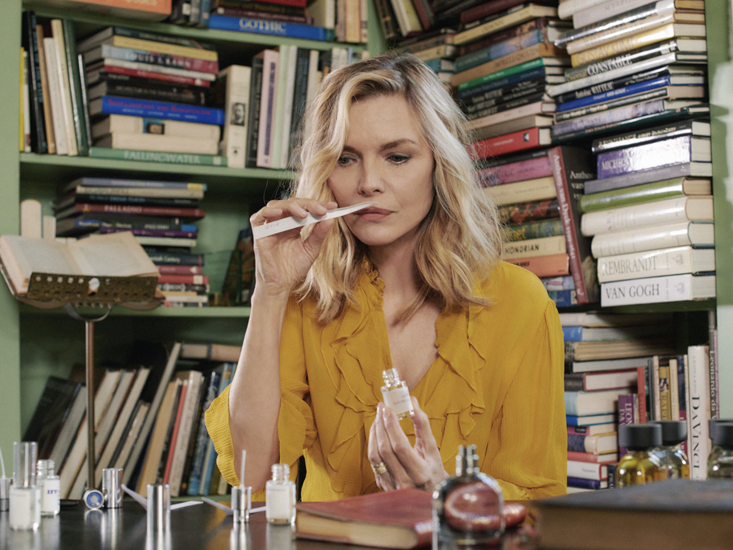 Michelle Pfeiffer on her clean beauty crusade