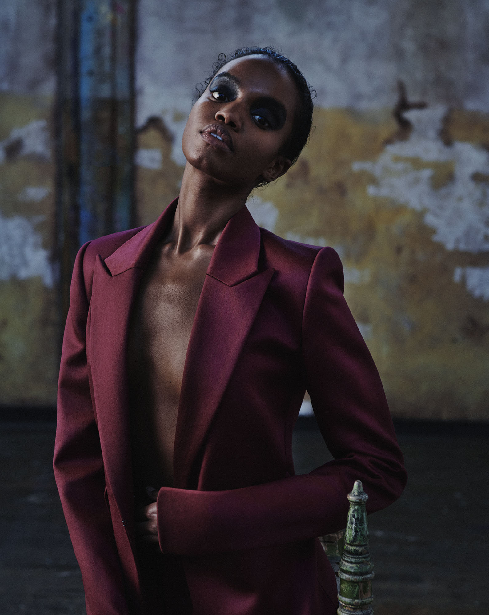 DUNCAN reignites its love affair with New York City for Fall/Winter 2021