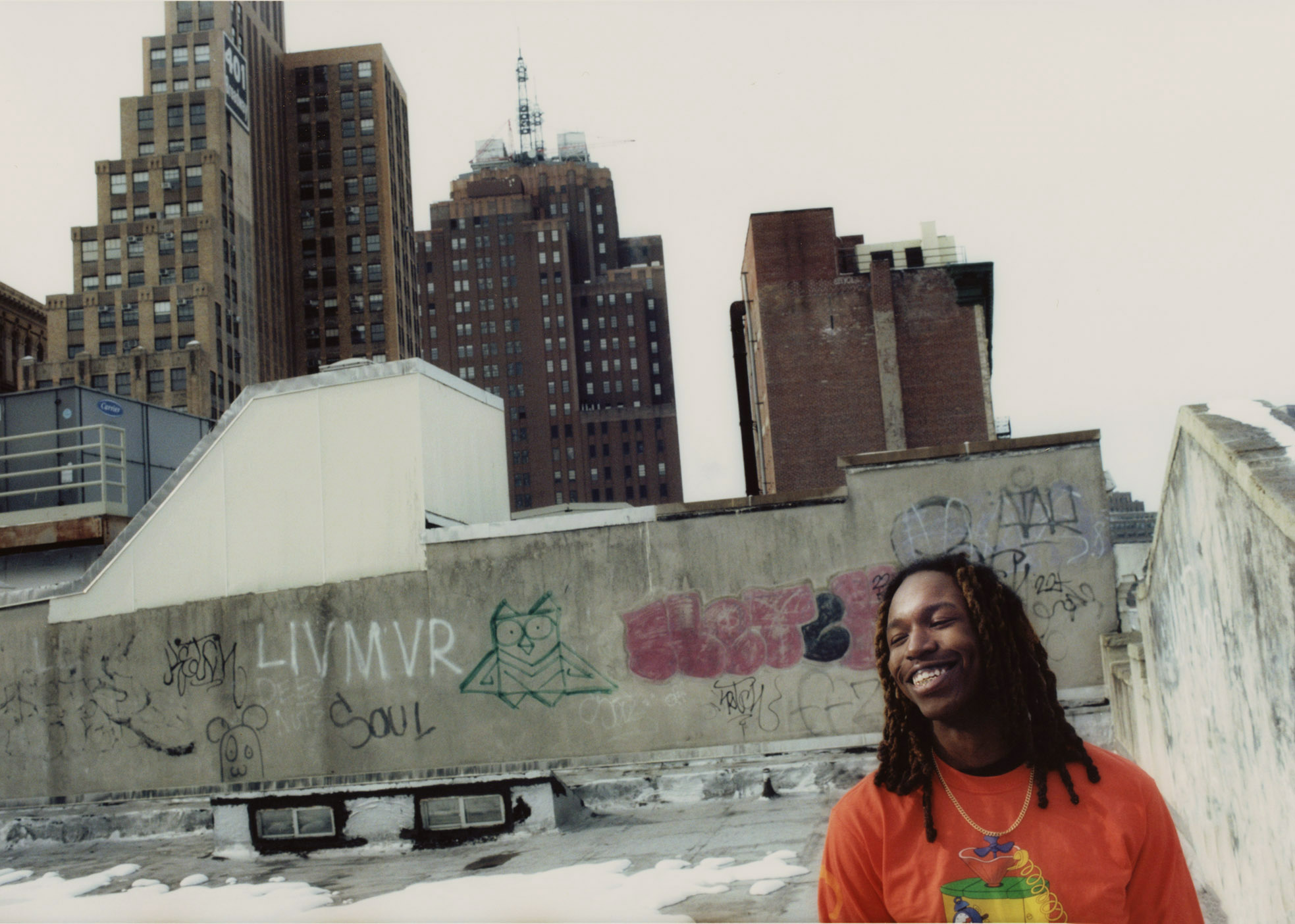 Mavi is the latest rising star in New York's lo-fi hip hop renaissance