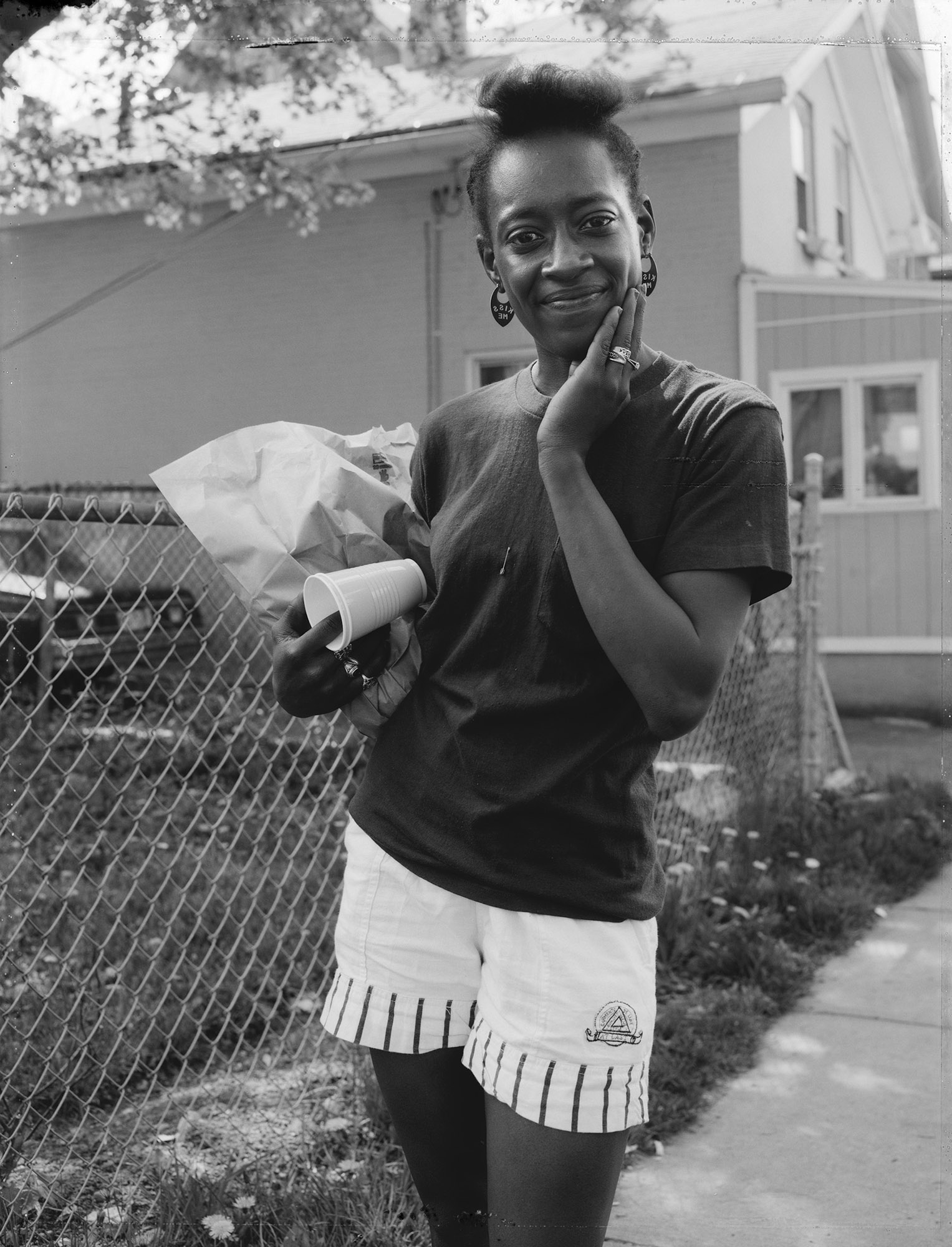 Dawoud Bey's 'Street Portraits' are a radical recentering of the Black community