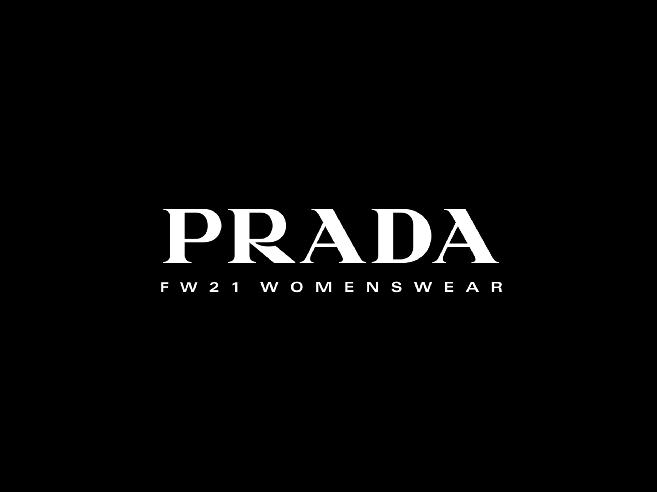 Livestream Prada's Womenswear Fall/Winter 2021 collection here