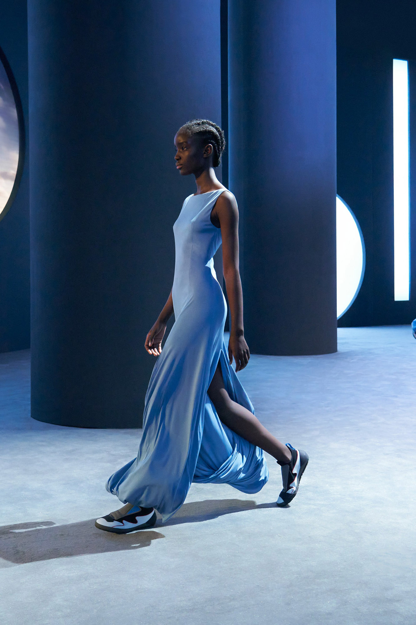 One small step for Paul Andrew, one giant leap for Salvatore Ferragamo