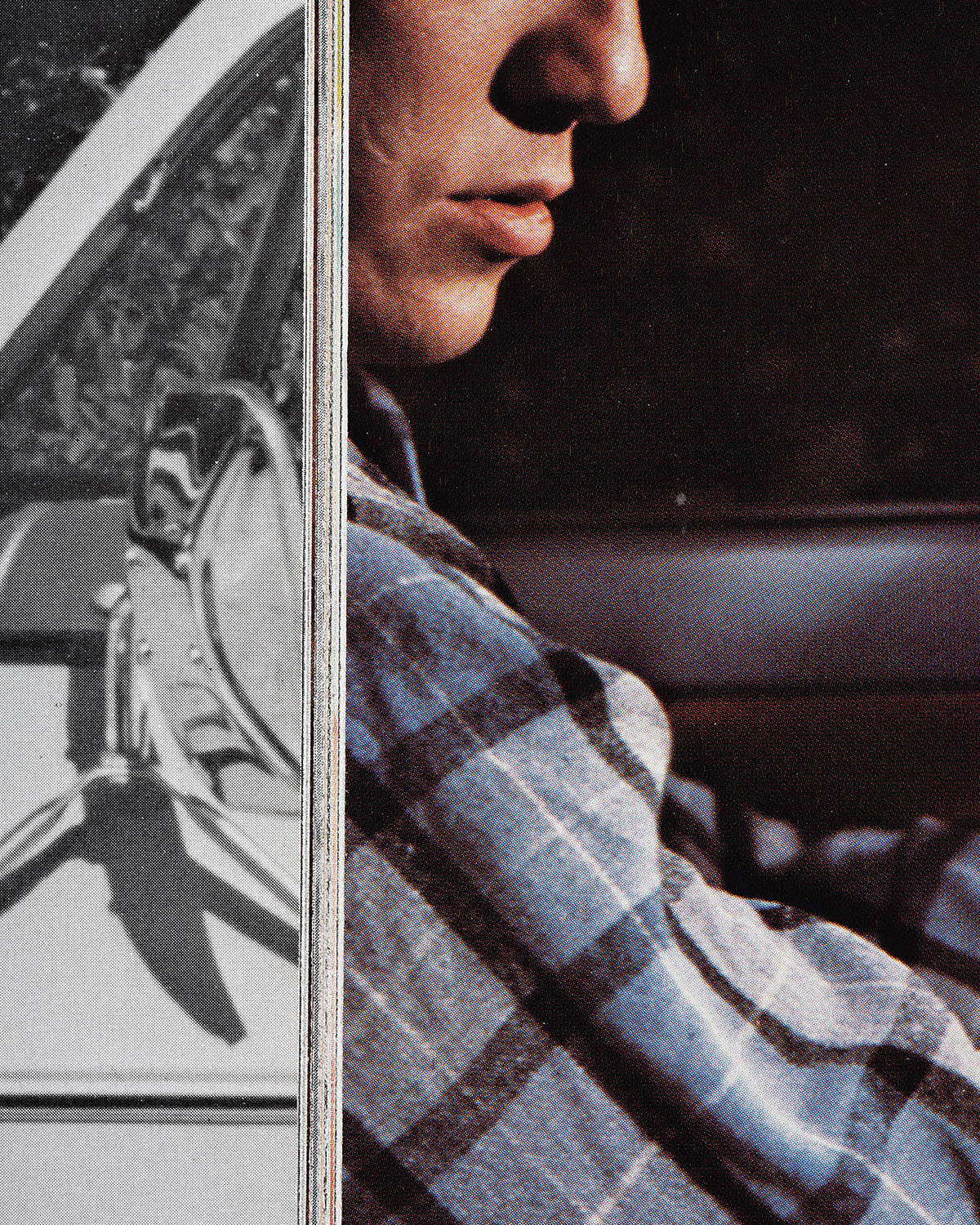 Pacifico Silano's 'I wish I never Saw the Sunshine' collages queer identity from the tattered folds of gay erotica