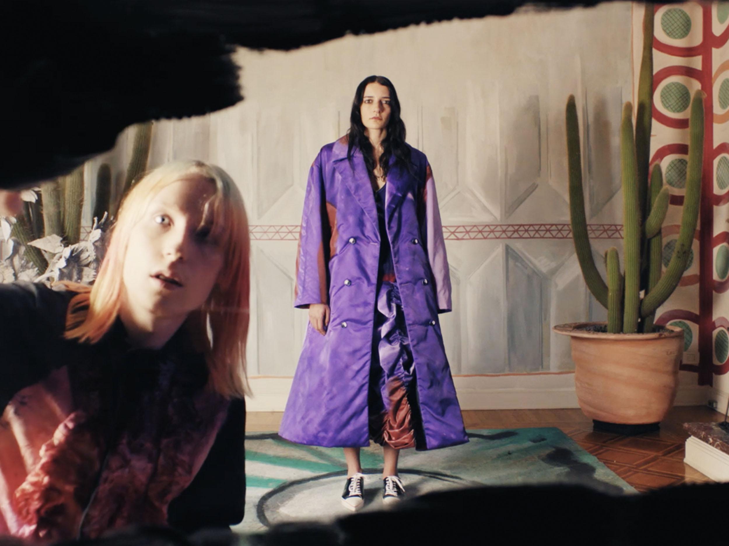 Mykki Blanco hosts a surrealist tea party in Marni's new short film