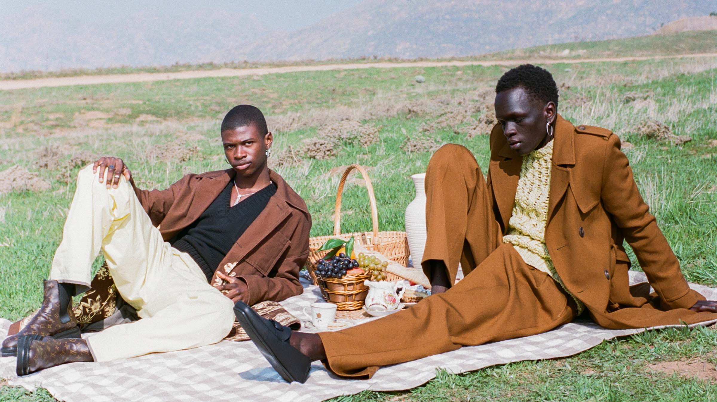A picnic for the gods