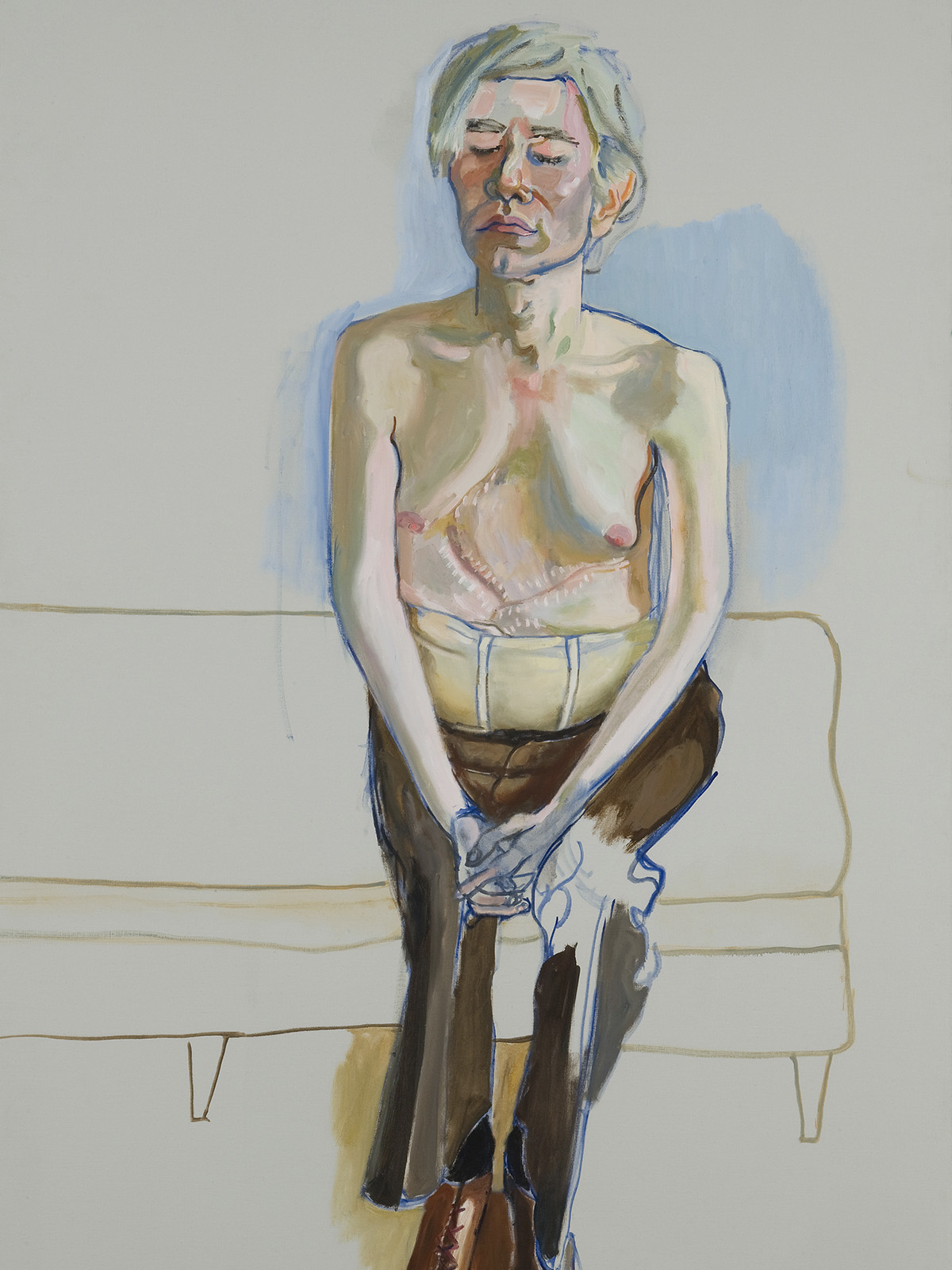 Alice Neel revealed New Yorkers at their most vulnerable