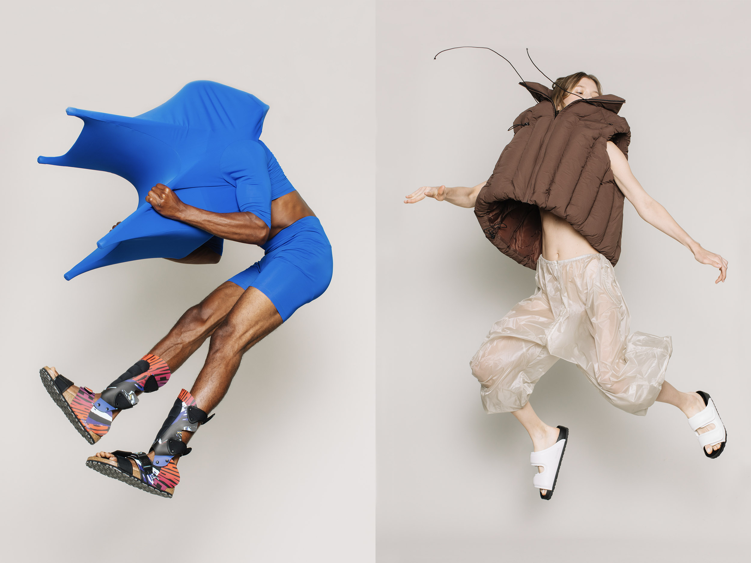 Birkenstock's Central Saint Martins collaboration highlights four emerging designers