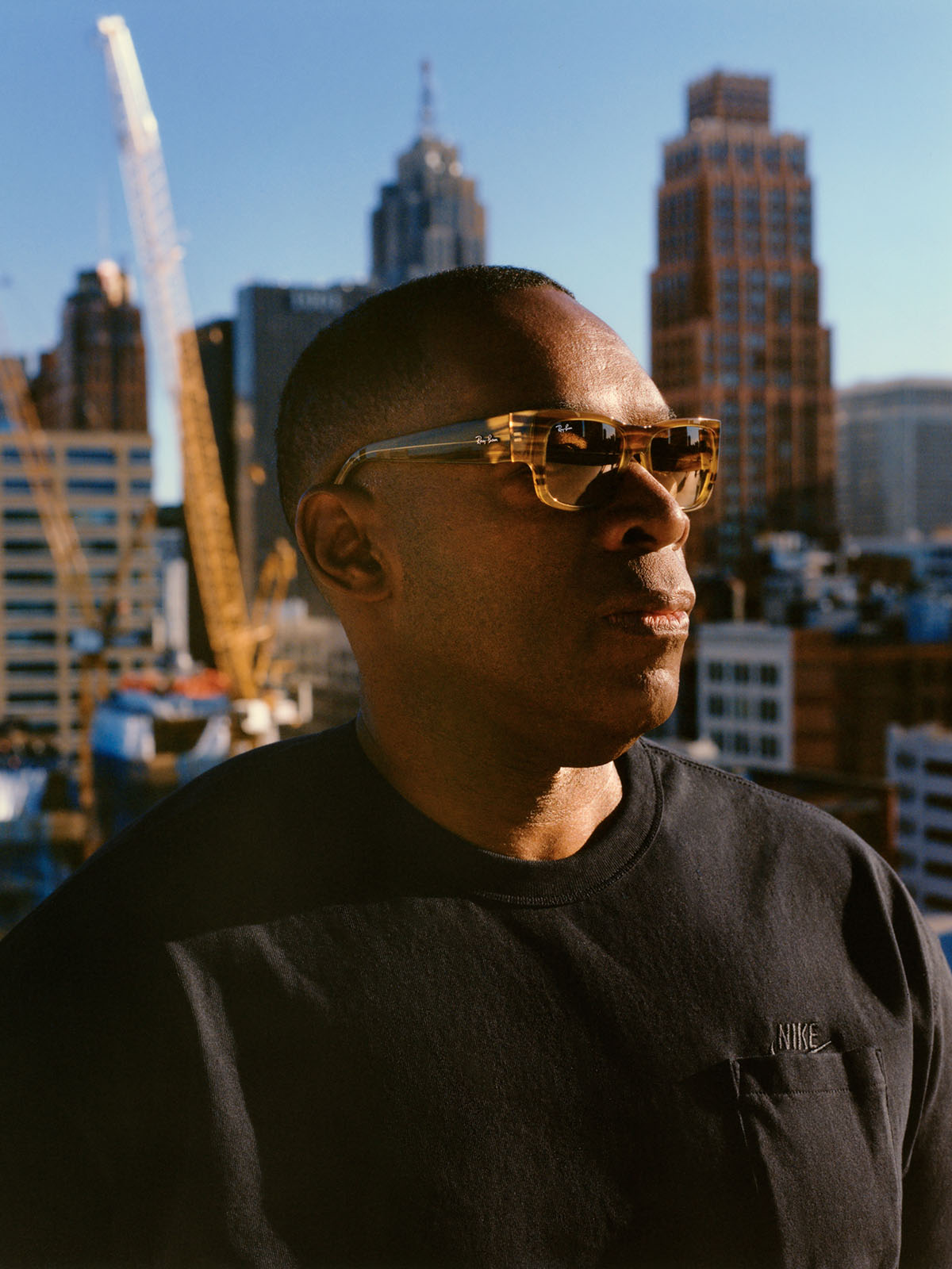 DJ Minx Selects: Kevin Saunderson, 'Belleville Three' producer who elevated Detroit techno to the top of dance charts