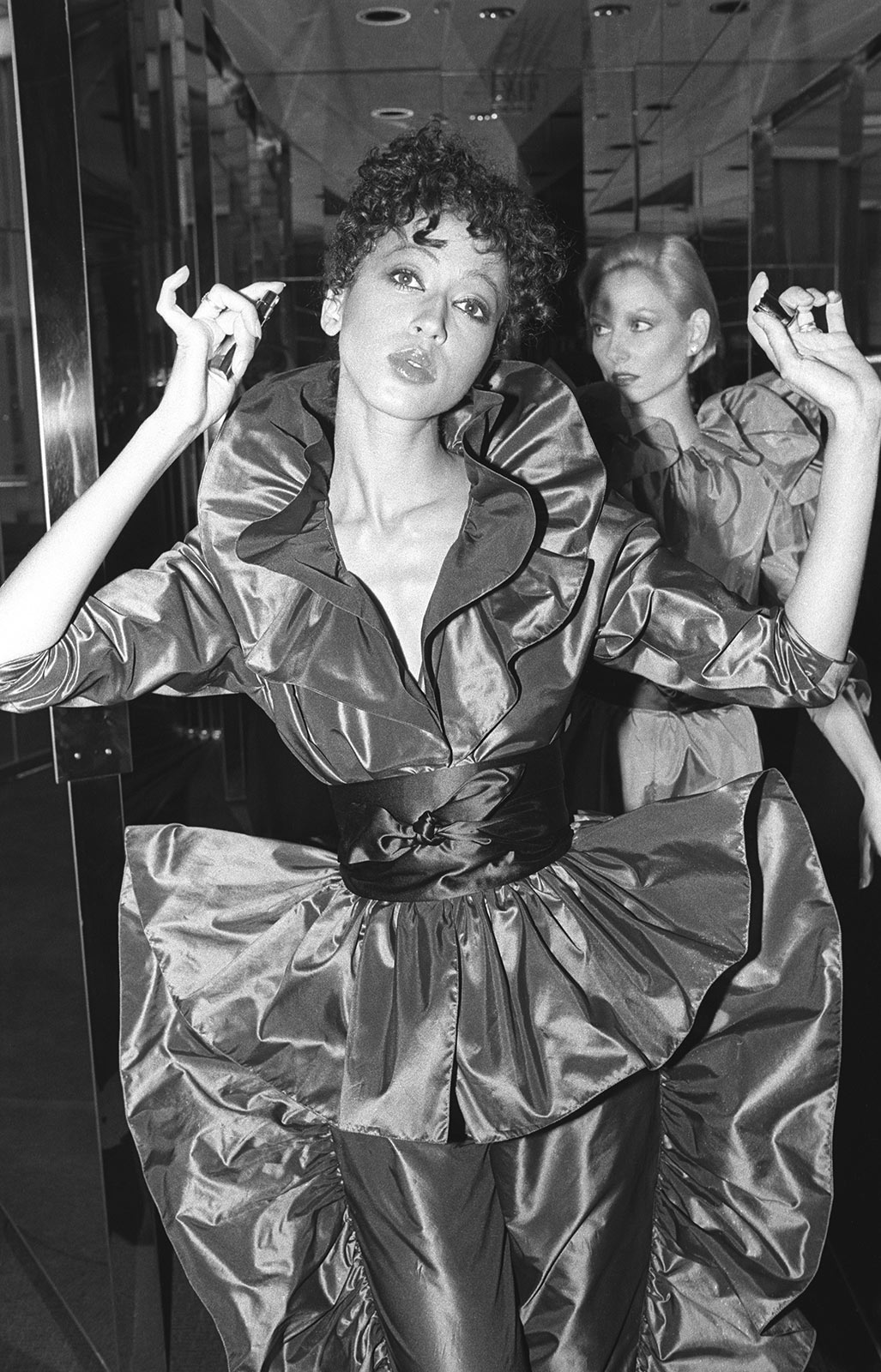 A glimpse inside the glamorous heyday of Halston
