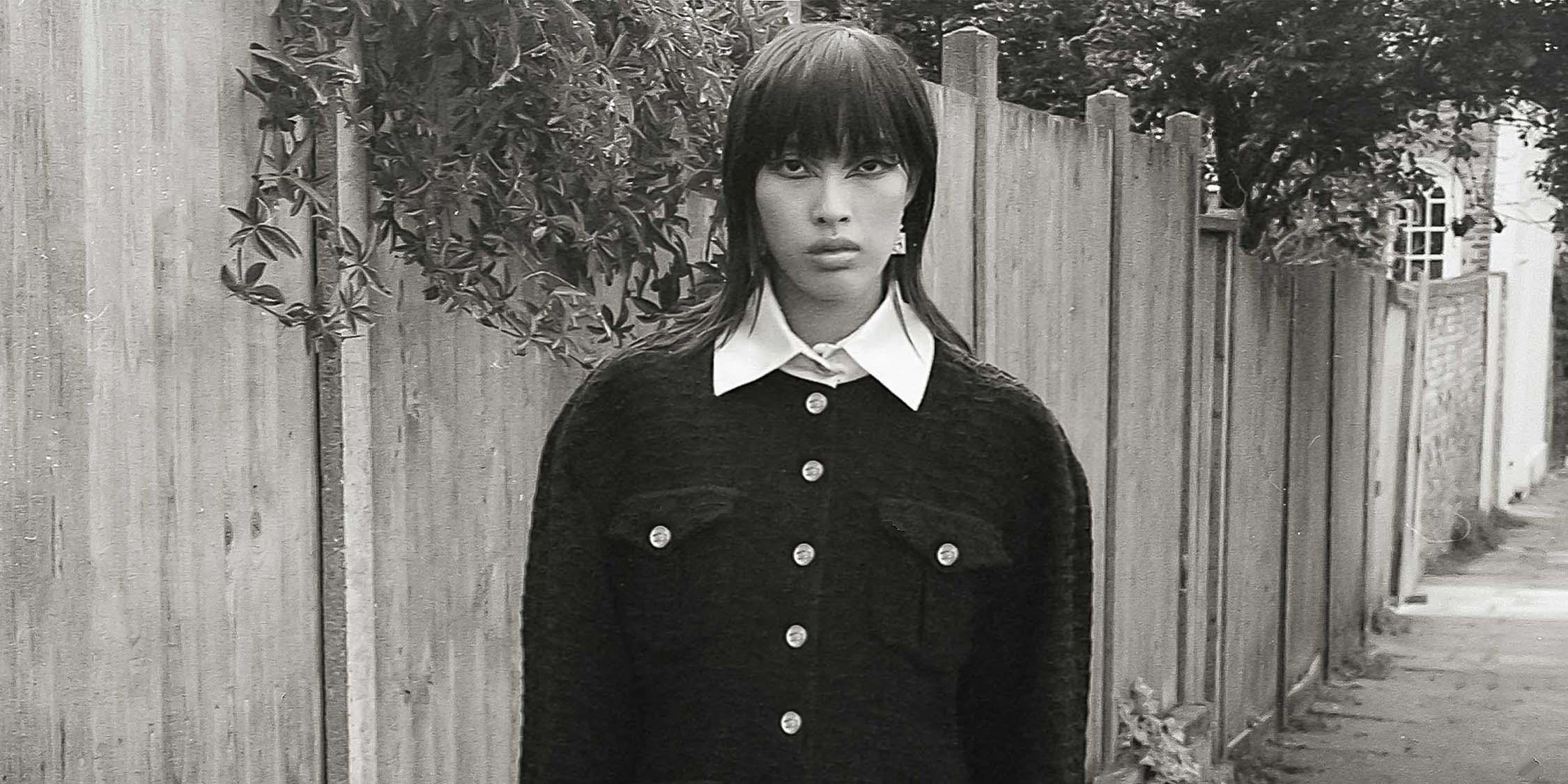 Axel Swan Maldini's fashion portfolio explores the contradictions of confinement