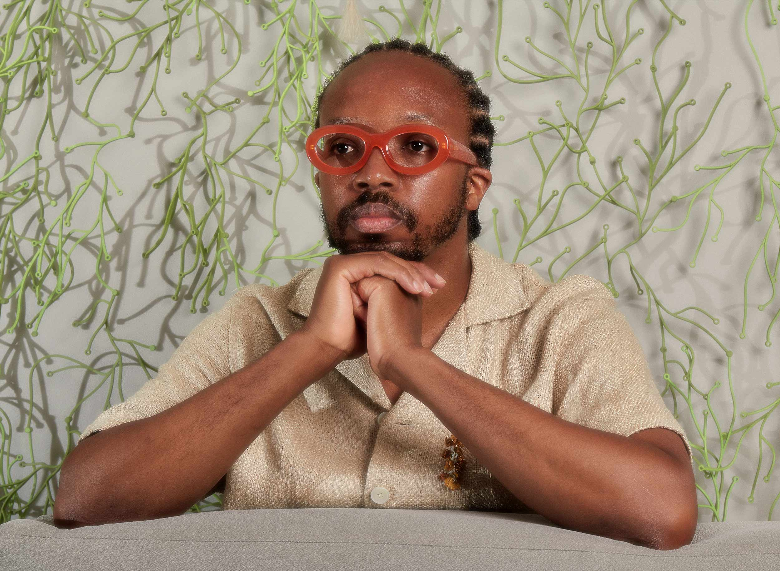 Ekene Ijeoma reveals the revolutionary potential of data-based art