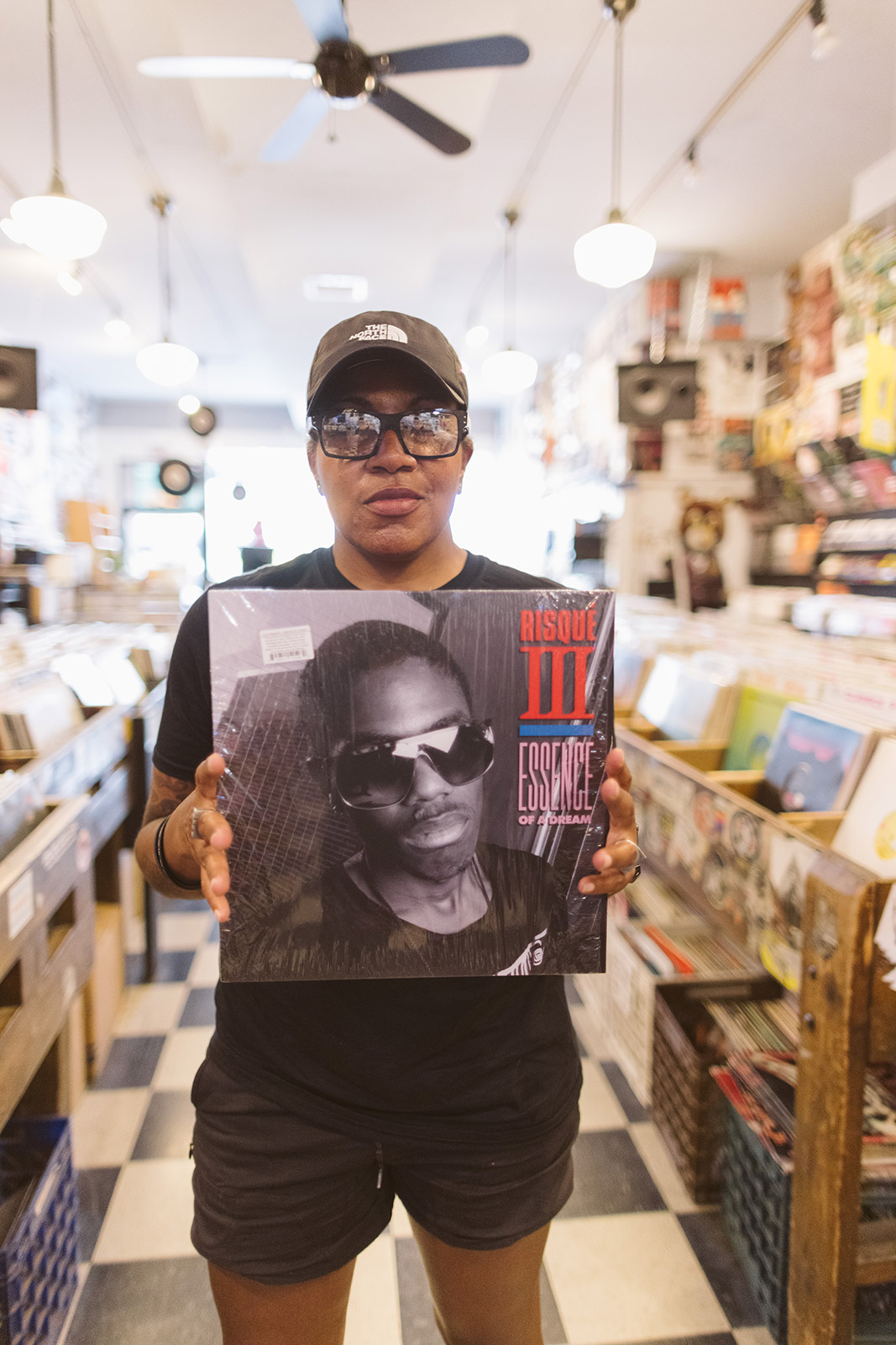 DJ Heather selects 6 records that capture the essence of Chicago