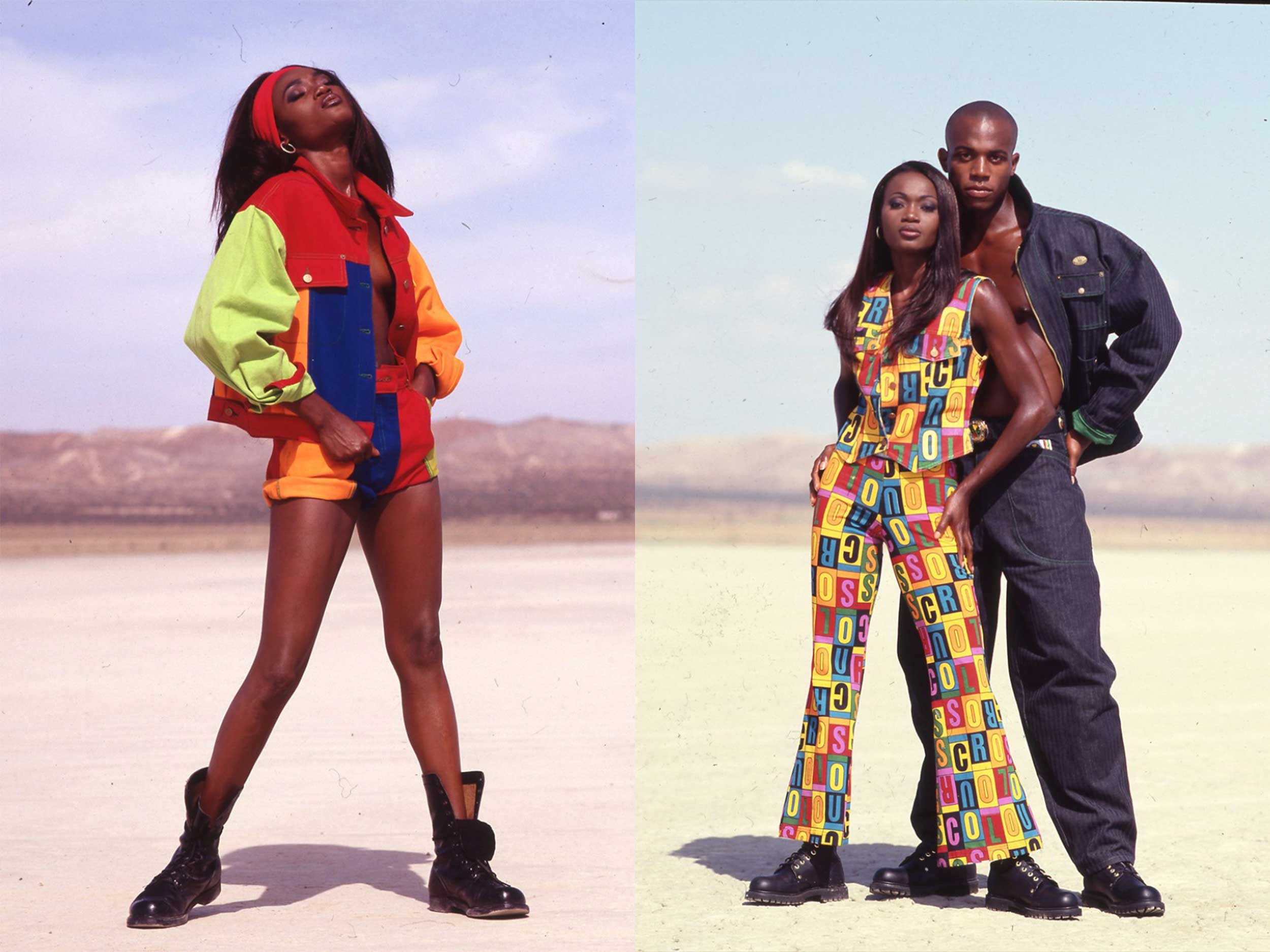 How Cross Colours paved the way for streetwear in the '90s