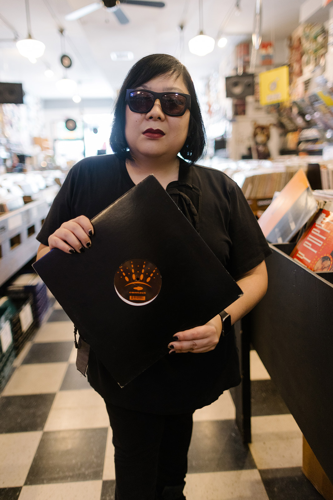 Hiroko Yamamura selects 5 records that defined her outsider sound