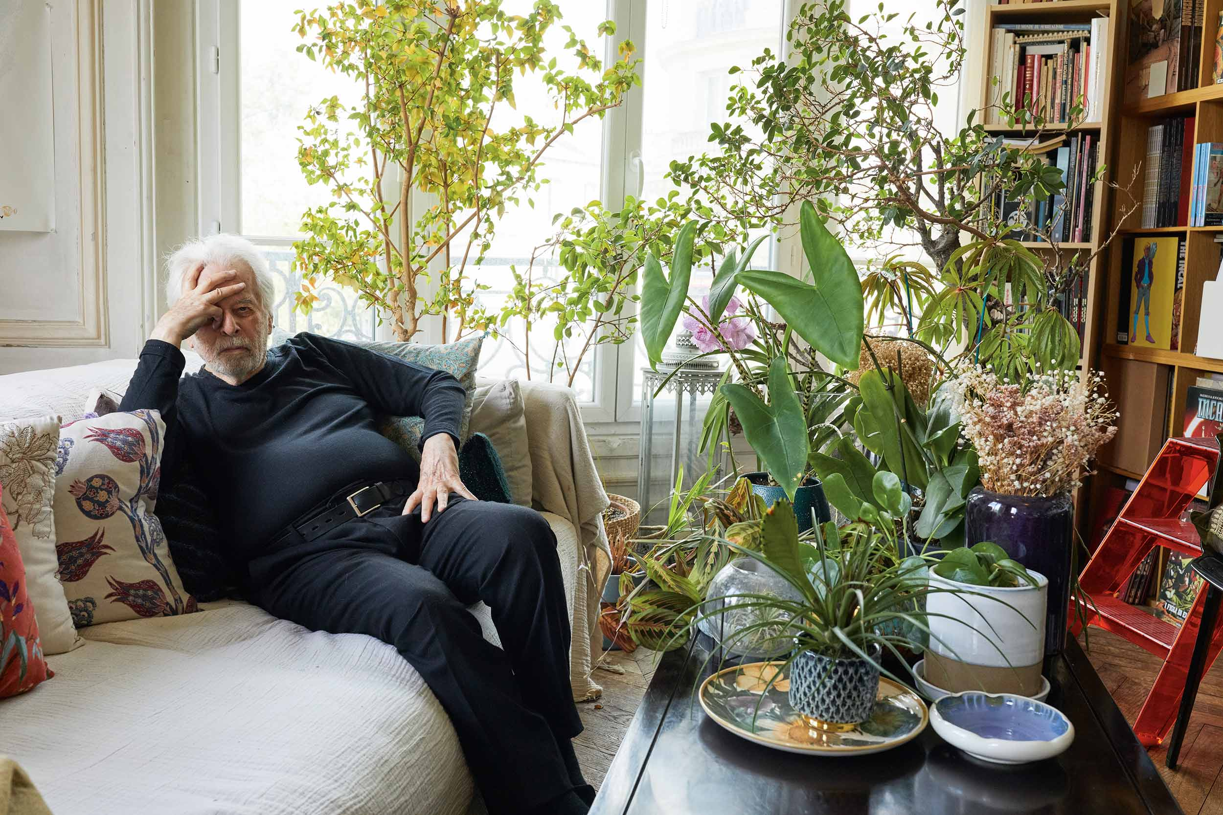 Alejandro Jodorowsky interrogates the primal source of human desire