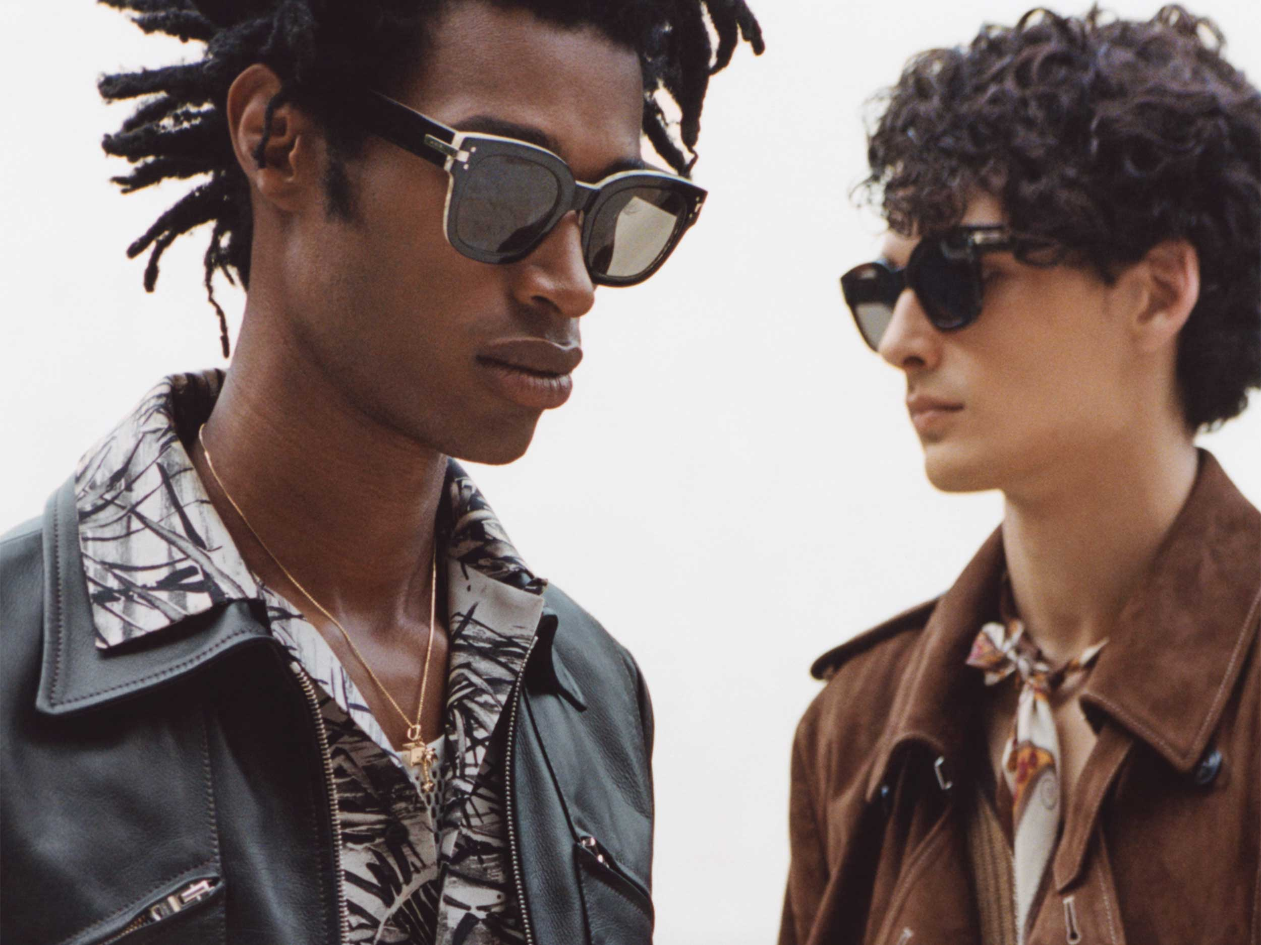 Amiri's Spring/Summer 2022 collection explores the dynamic between reality and imagination