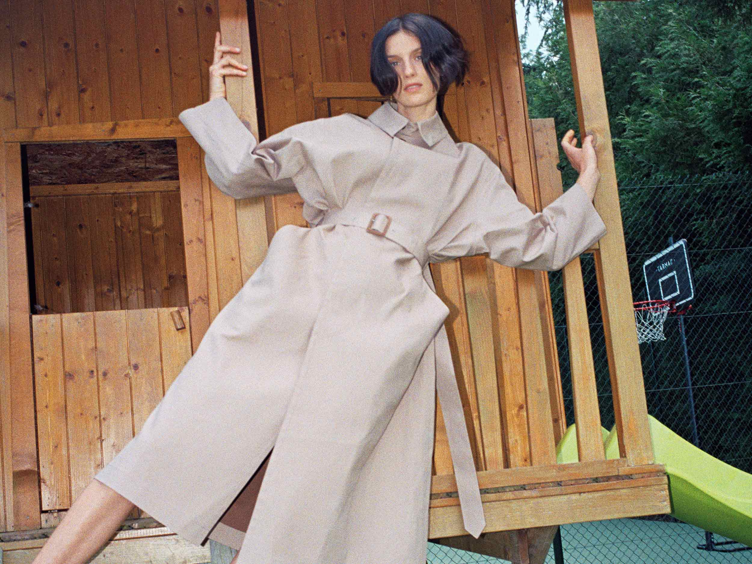 Suzanne Koller probes her obsession with simplicity for A.P.C.