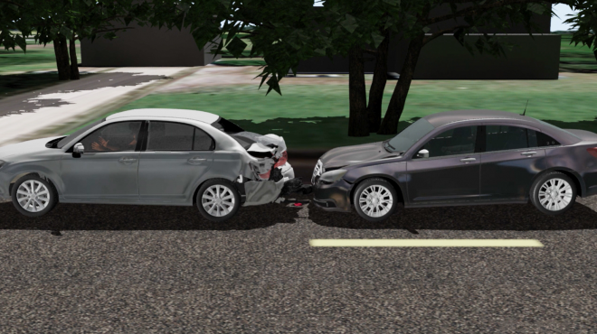 Rear-End Collision Causes Spinal Injuries in Louisiana