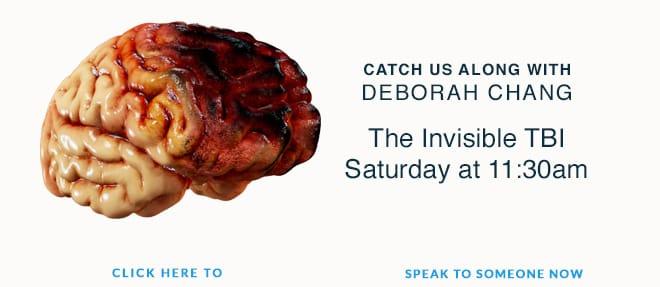 Catch us along with Deborah Change