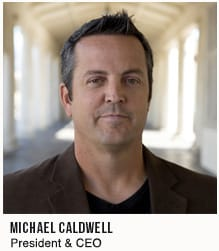 Reach out to Michael Caldwell