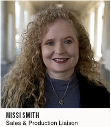 Reach out to Missi Smith