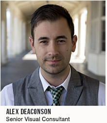Reach out to Alex Deaconson