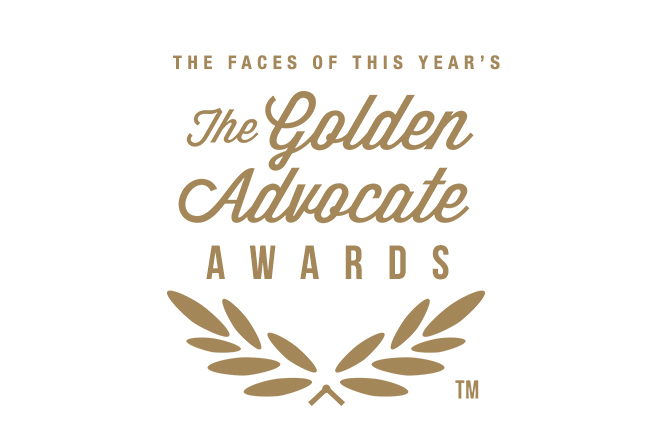 The Faces Of This Years - The Golden Advocate Awards
