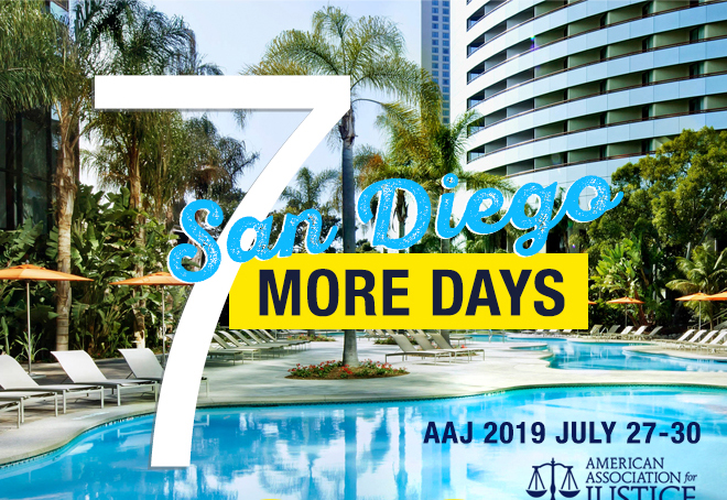 7 more days - San Diego
