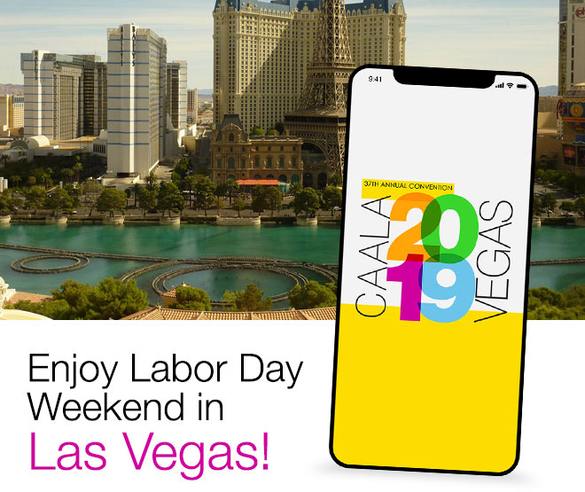 See You Next Month - Enjoy Labor Day Weekend in Las Vegas!