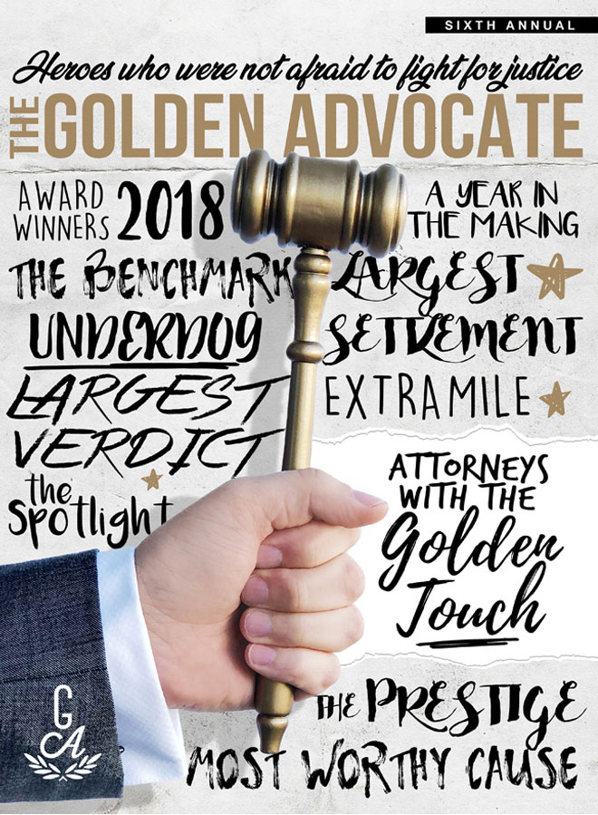 Check out GoldenAdvocates