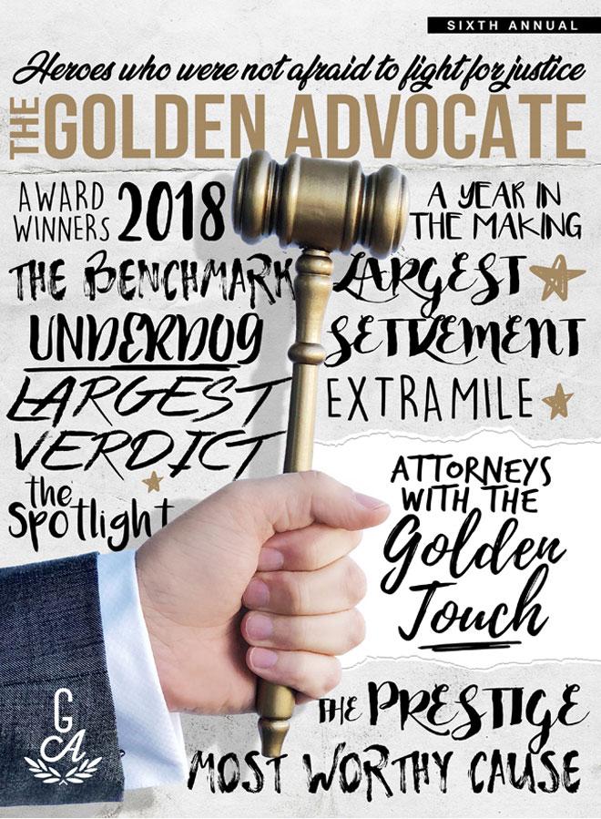 Check out GoldenAdvocates