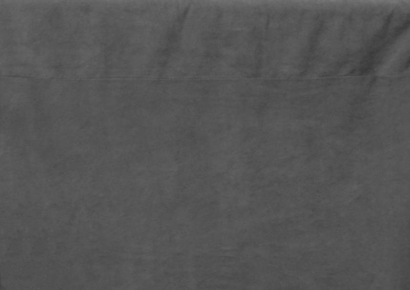 flat drape panel no fullness