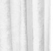 Drape Kings Supervel White Drapery Fabric