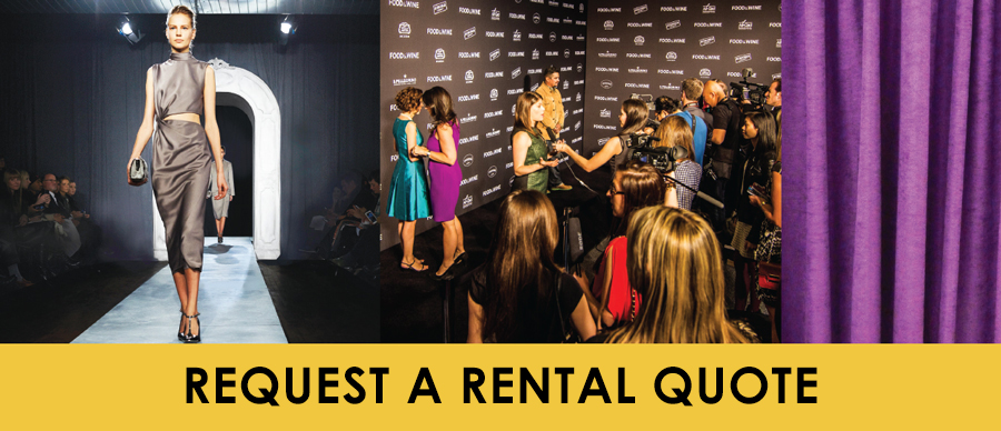 Request a Rental Quote