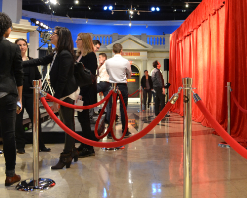Drape Kings Rope & Stanchions
