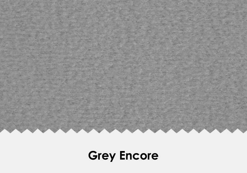 Grey Encore example flat