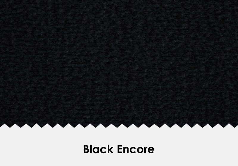 Encore Black Drape