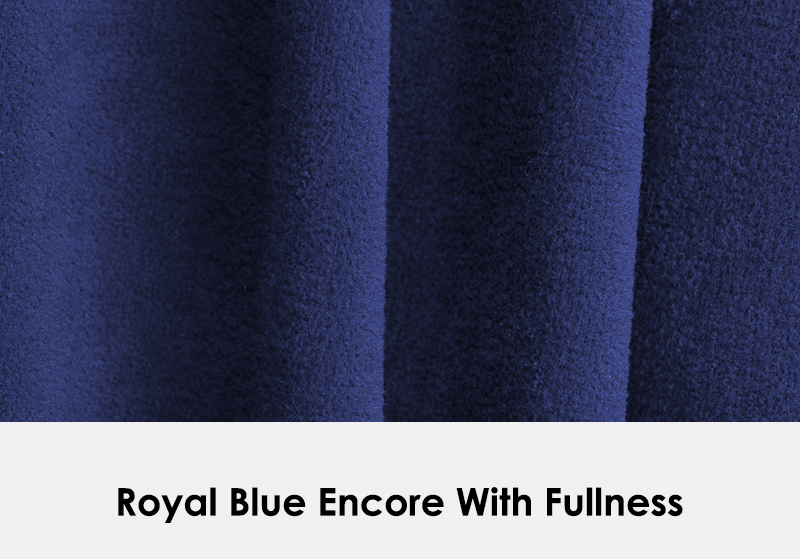 Royal Blue Encore with Fullness