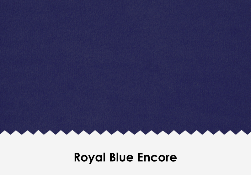 Royal Blue Encore