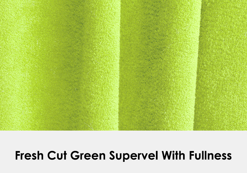 Fresh Cut Green Supervel with Fullness