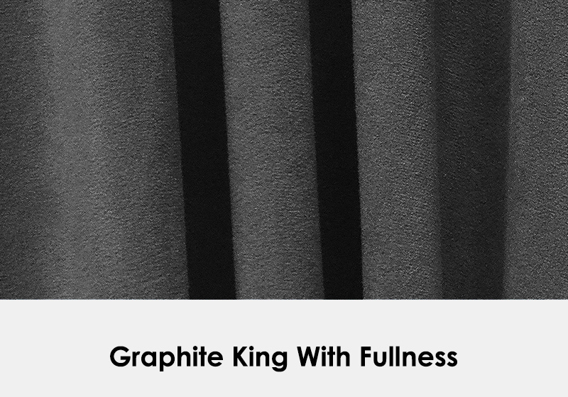 King Graphite with Fullness