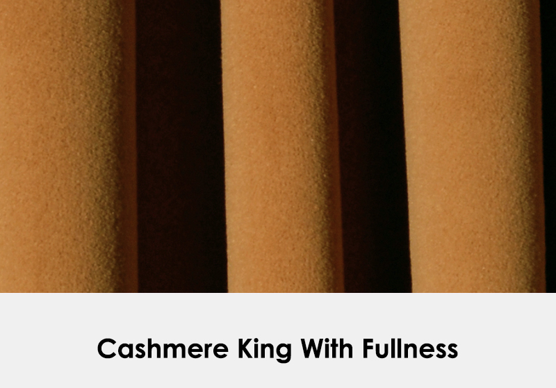King Cashmere with Fullness