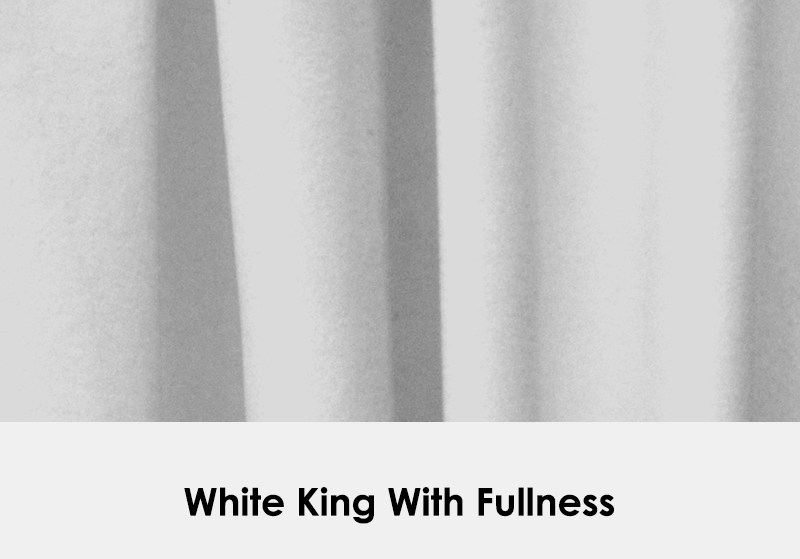 King White with Fullness