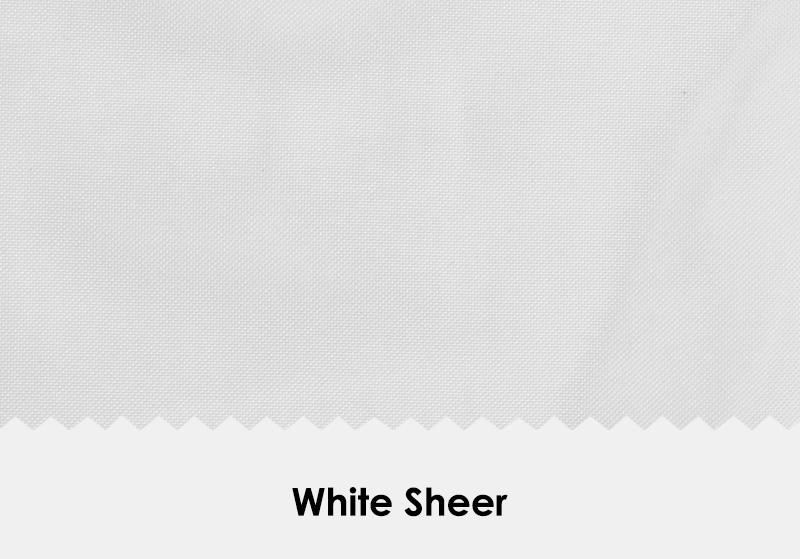 White Sheer