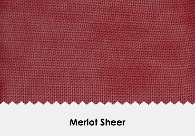 Merlot Sheer