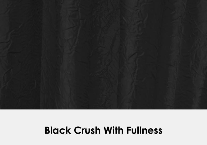 Black Crush with Fullness