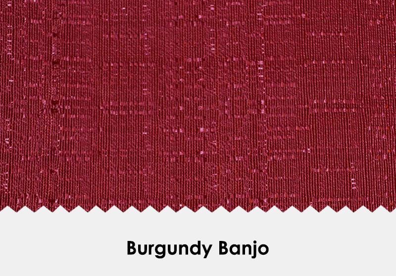 Burgundy Banjo