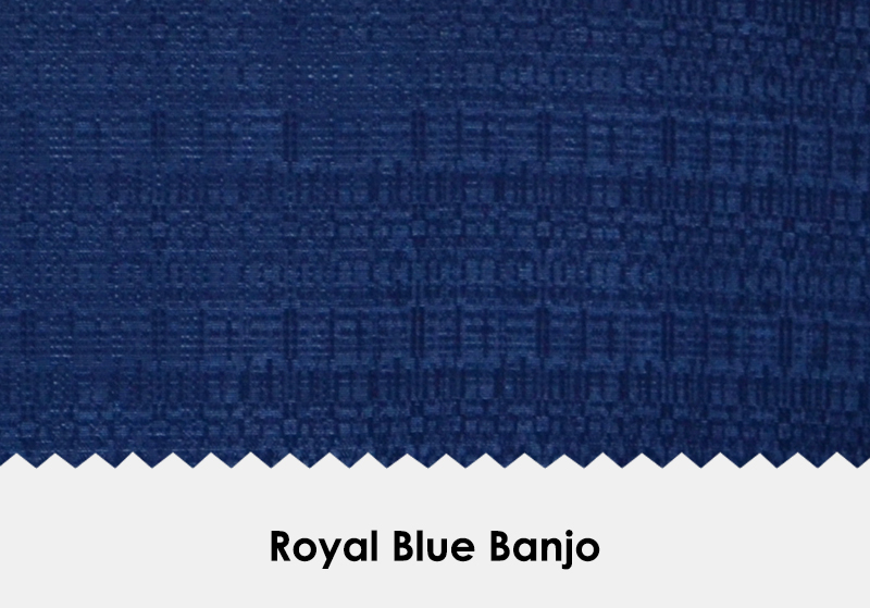 Royal Blue Banjo