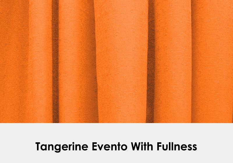 Tangerine Evento with Fullness